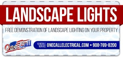 landscape lighting contractor