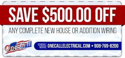 $500 Off Whole House Wiring