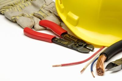 Green Knoll, electrical, repair