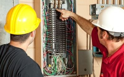 Gladstone, electrical, repair